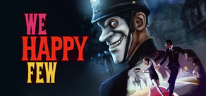 We Happy Few cover art