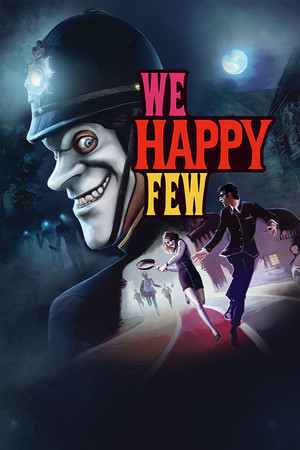 We Happy Few poster image on Steam Backlog