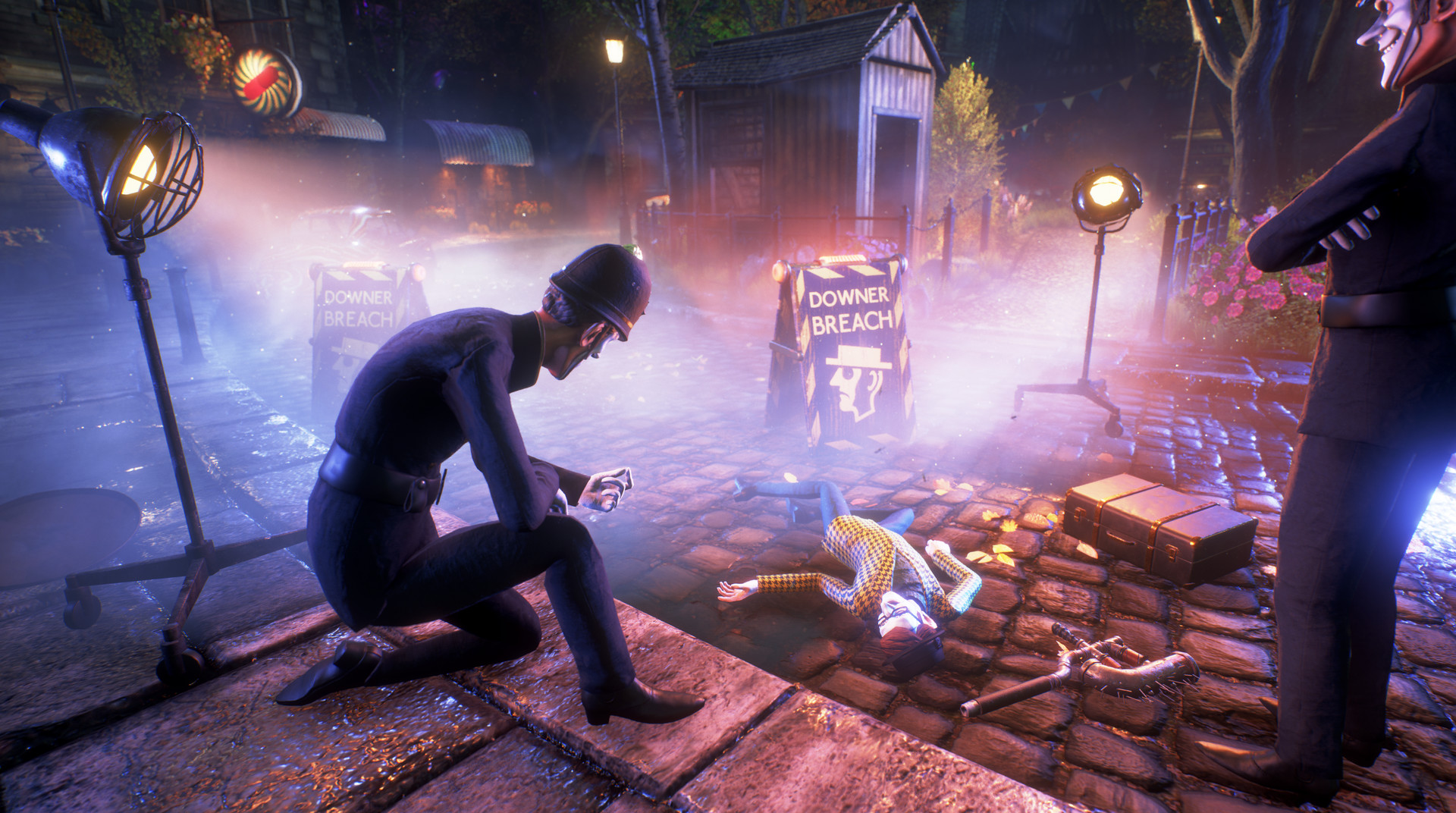 We Happy Few [GOG] [2018|Rus|Eng]