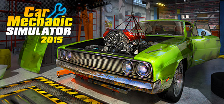 Car Mechanic Simulator 2015 · AppID: 320300
