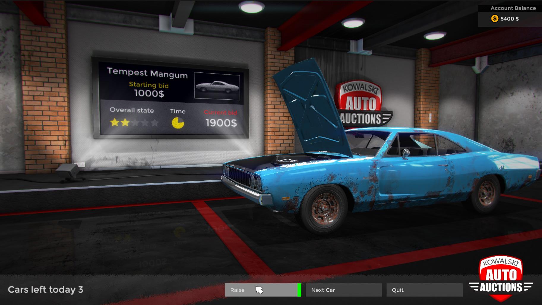 Car Mechanic Simulator 2015 Visual Tuning ESPAÑOL PC Full + Crackfix (CODEX) 3