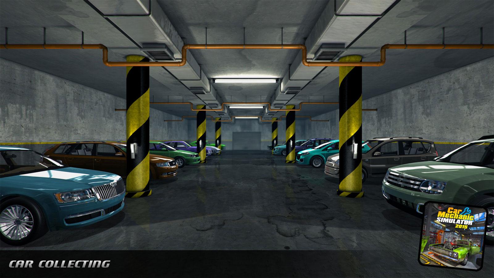 Car Mechanic Simulator 2015 Visual Tuning ESPAÑOL PC Full + Crackfix (CODEX) 4