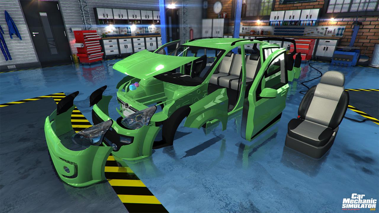Car Mechanic Simulator 2015 Visual Tuning ESPAÑOL PC Full + Crackfix (CODEX) 9