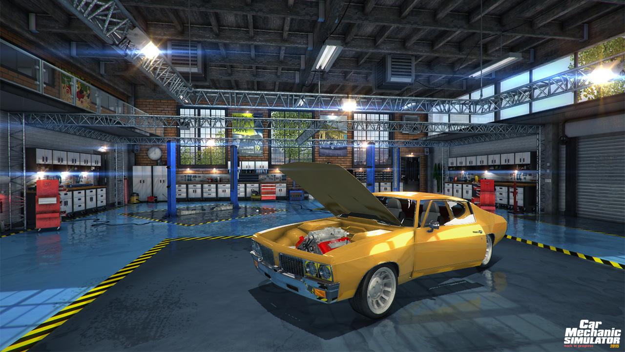 Download Car Mechanic Simulator 2015 Full PC Game