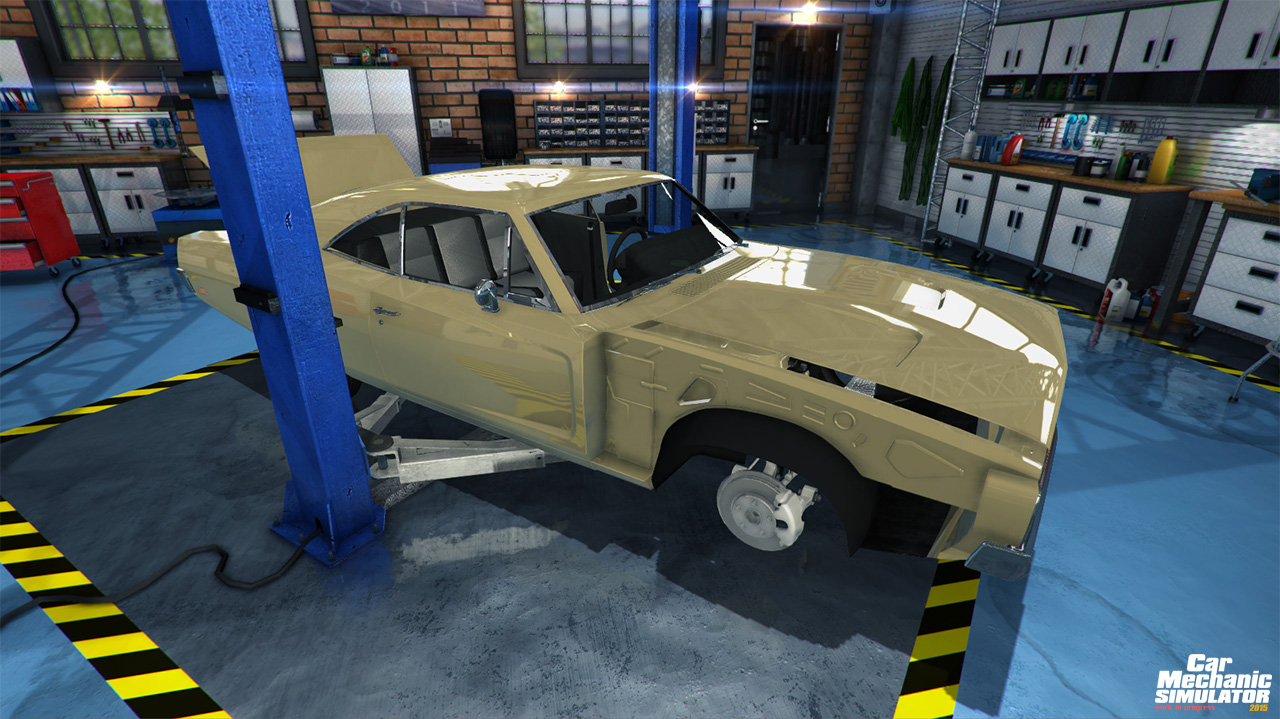 Car Mechanic Simulator 2015 En Steam