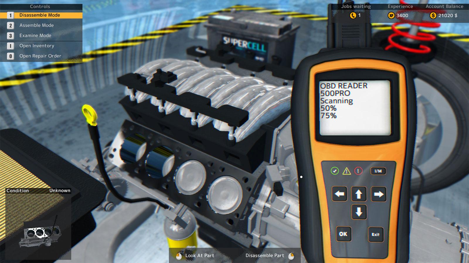 Car Mechanic Simulator 2015 Visual Tuning ESPAÑOL PC Full + Crackfix (CODEX) 6