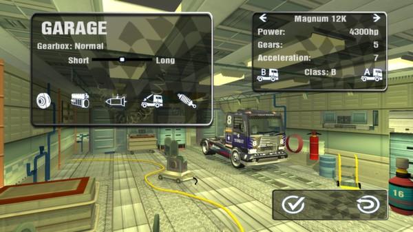скриншот World Truck Racing 3