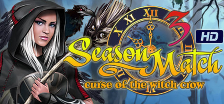 Season Match 3 - Curse of the Witch Crow