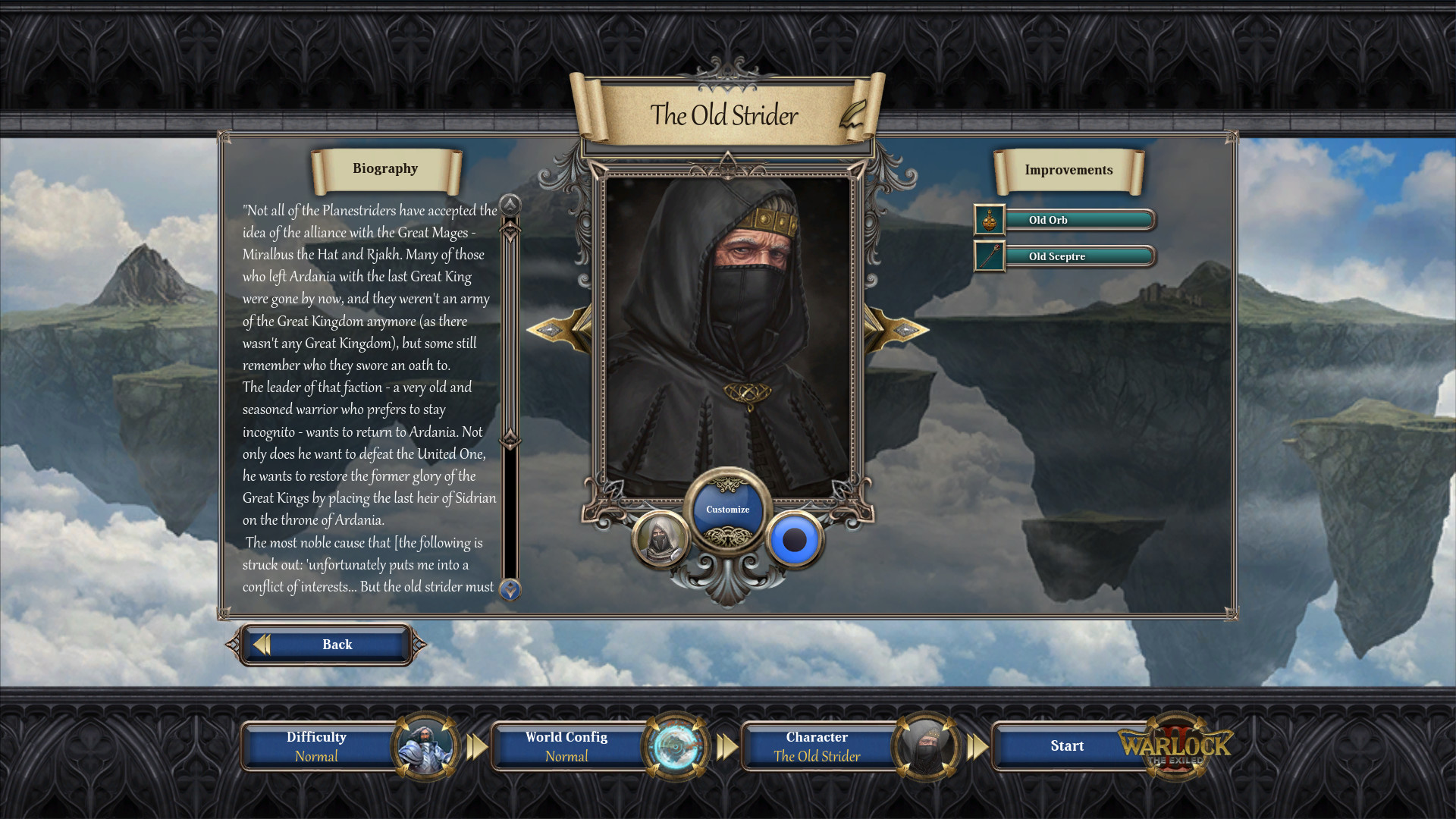 Warlock 2: three mighty mages for macs