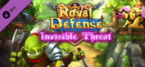 Royal Defense - Invisible Threat cover art