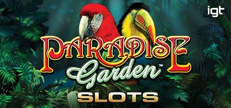 IGT Slots Paradise Garden