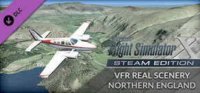 FSX: Steam Edition - VFR Real Scenery Vol. 4 (Northern England)