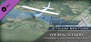 FSX: Steam Edition - VFR Real Scenery Vol. 2 (C & S England)