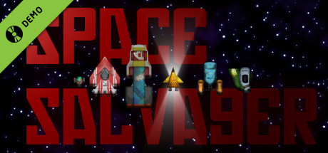 Space Salvager Demo
