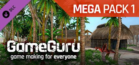 GameGuru - Mega Pack 1 cover art