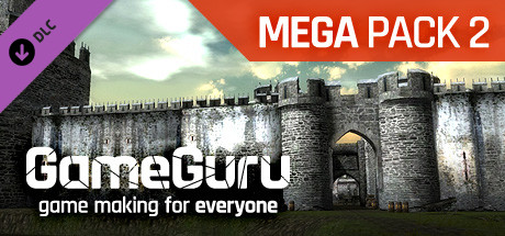 GameGuru - Mega Pack 2 cover art