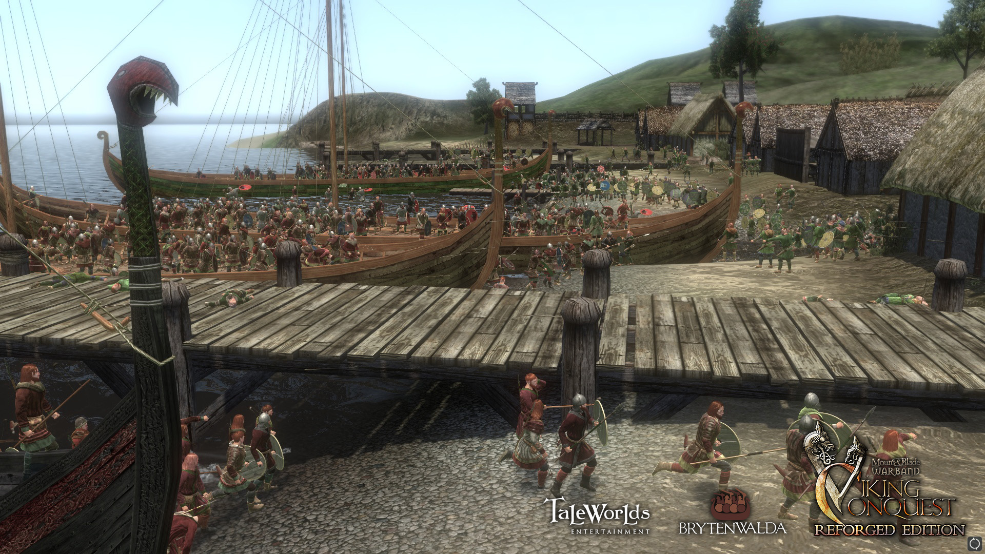 mount and blade warband viking conquest download free