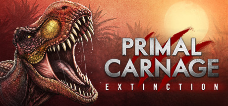 Primal Carnage: Extinction cover art