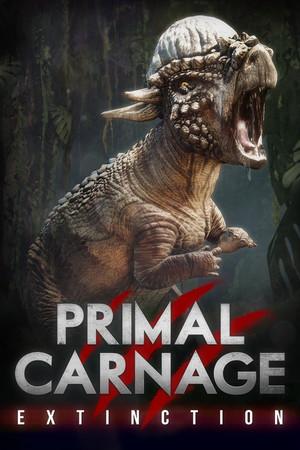 Primal Carnage: Extinction poster image on Steam Backlog