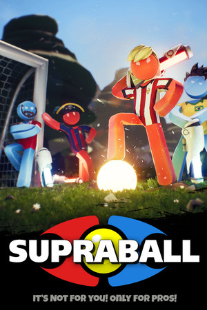 Supraball poster image on Steam Backlog