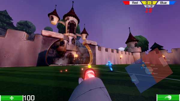 скриншот Supraball 4