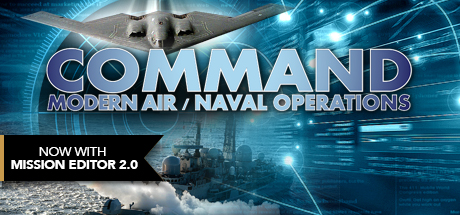 Command: Modern Air / Naval Operations WOTY