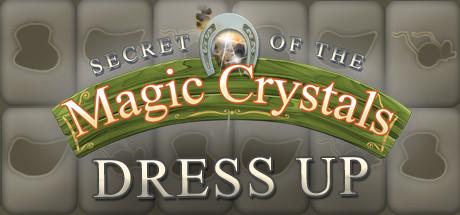Secret of the Magic Crystals - Dress Up