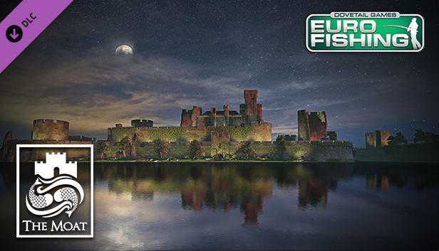 Download Euro Fishing: The Moat free download