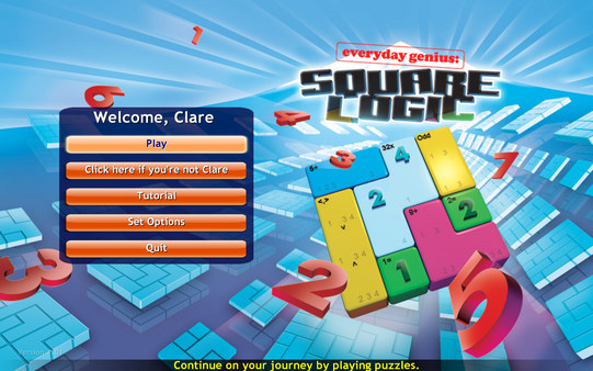 Everyday Genius: SquareLogic