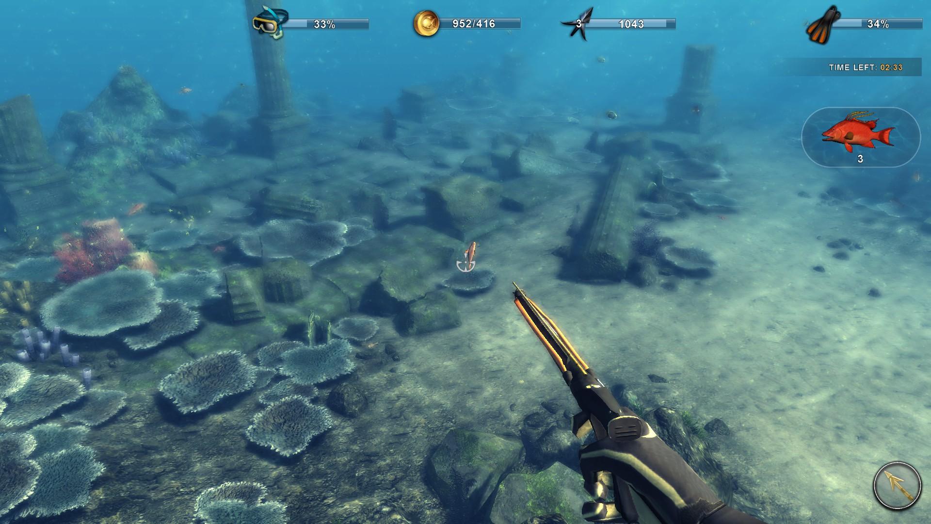 the ocean hunter 2