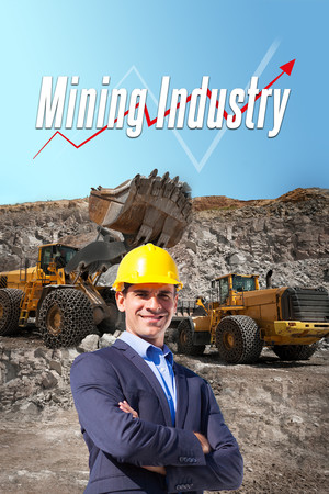 Mining Industry Simulator poster image on Steam Backlog