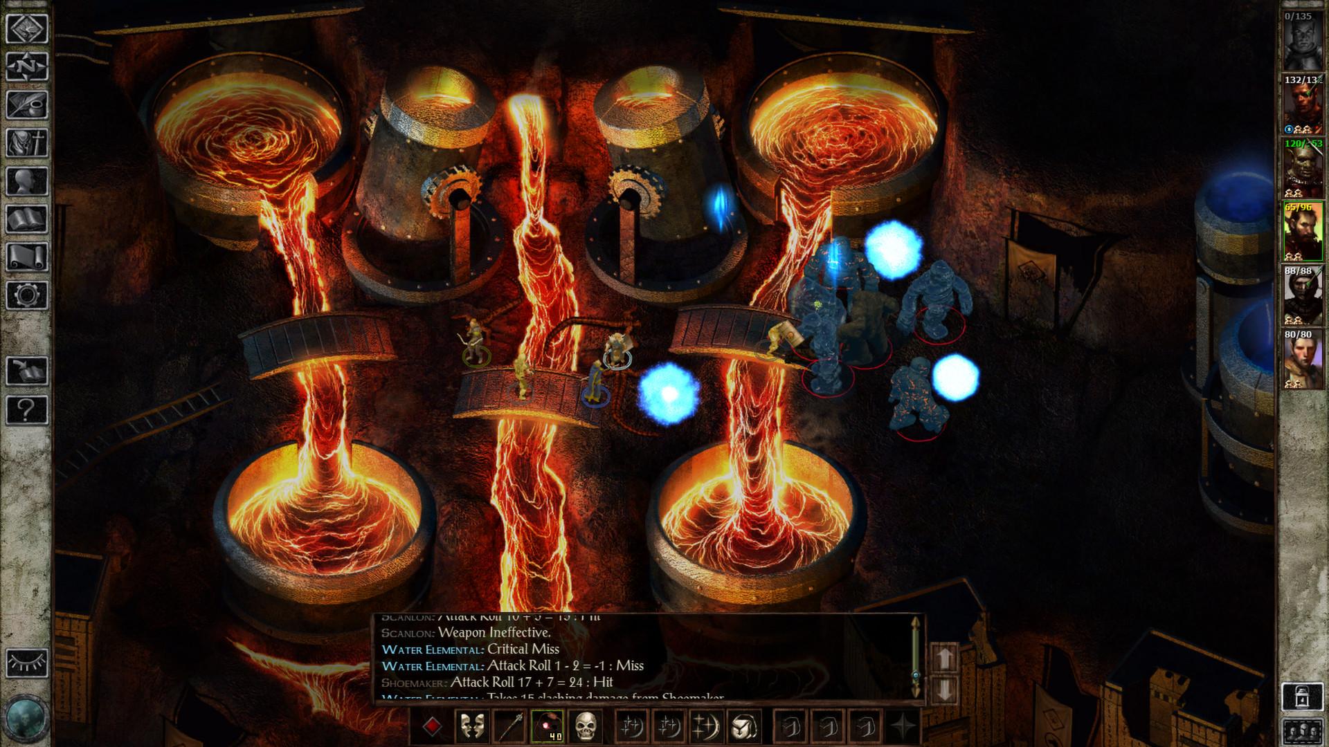 Icewind Dale: Enhanced Edition screenshot 1