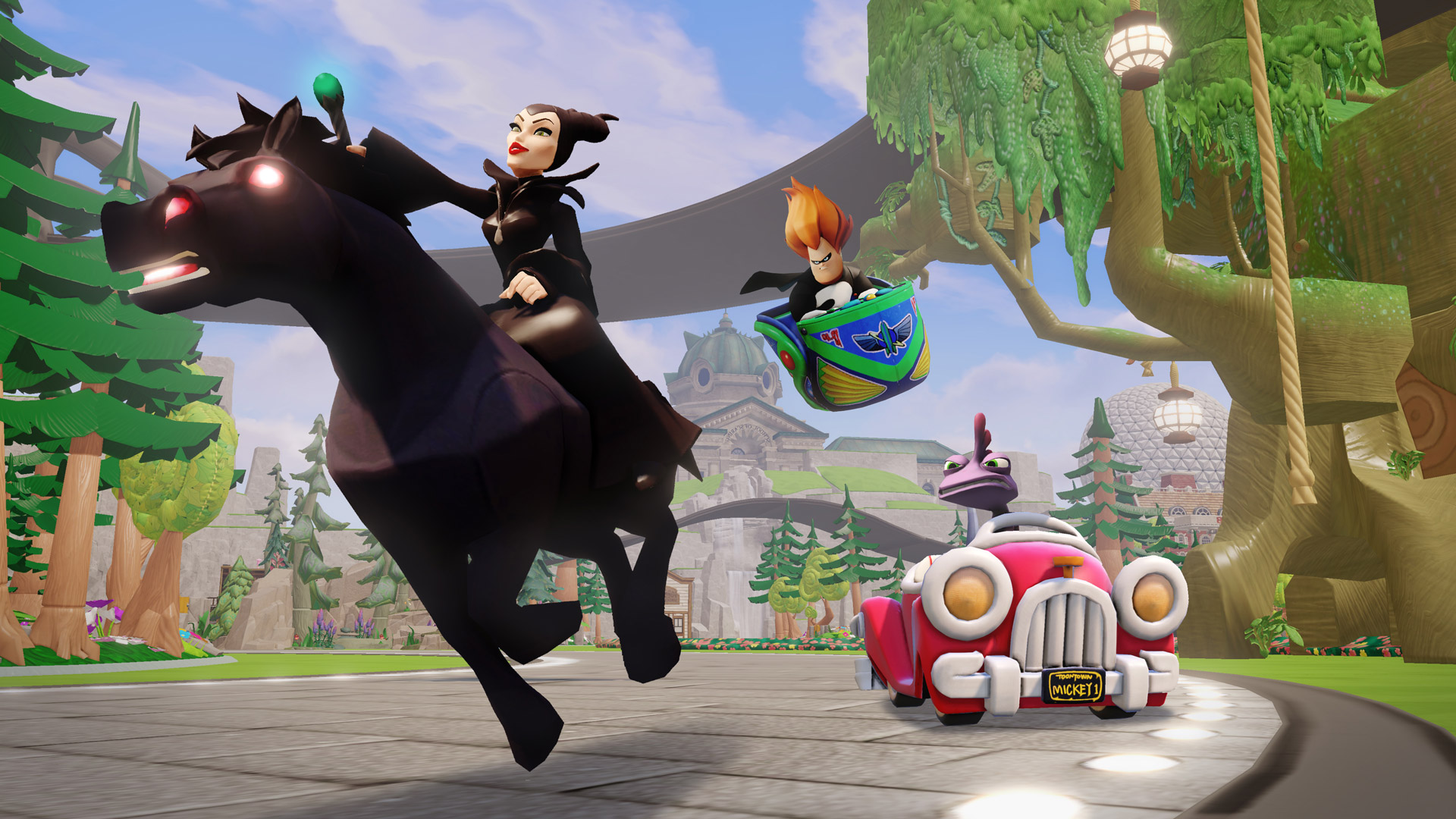 Disney Infinity 2.0 Marvel Super Heroes Multilenguaje ESPAÑOL PC (DOGE) 2