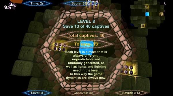 скриншот Unlimited Escape 2