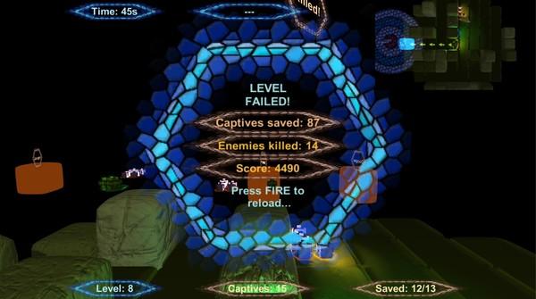 скриншот Unlimited Escape 4