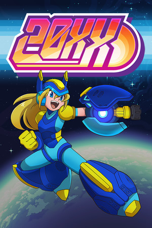 20XX poster image on Steam Backlog