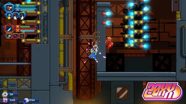 Screenshot of 20XX