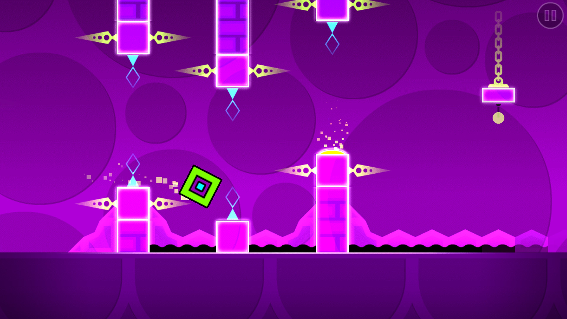 geometry dash unblocked deadlocked