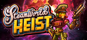 SteamWorld Heist cover art