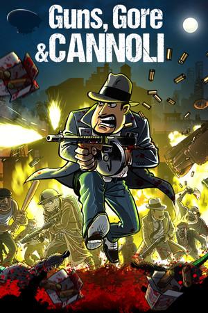 Guns, Gore & Cannoli poster image on Steam Backlog
