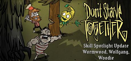 Don't Starve Together · AppID: 322330