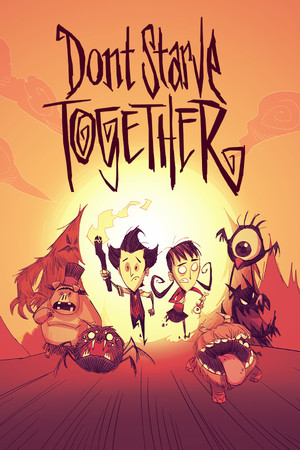 Don't Starve Together poster image on Steam Backlog