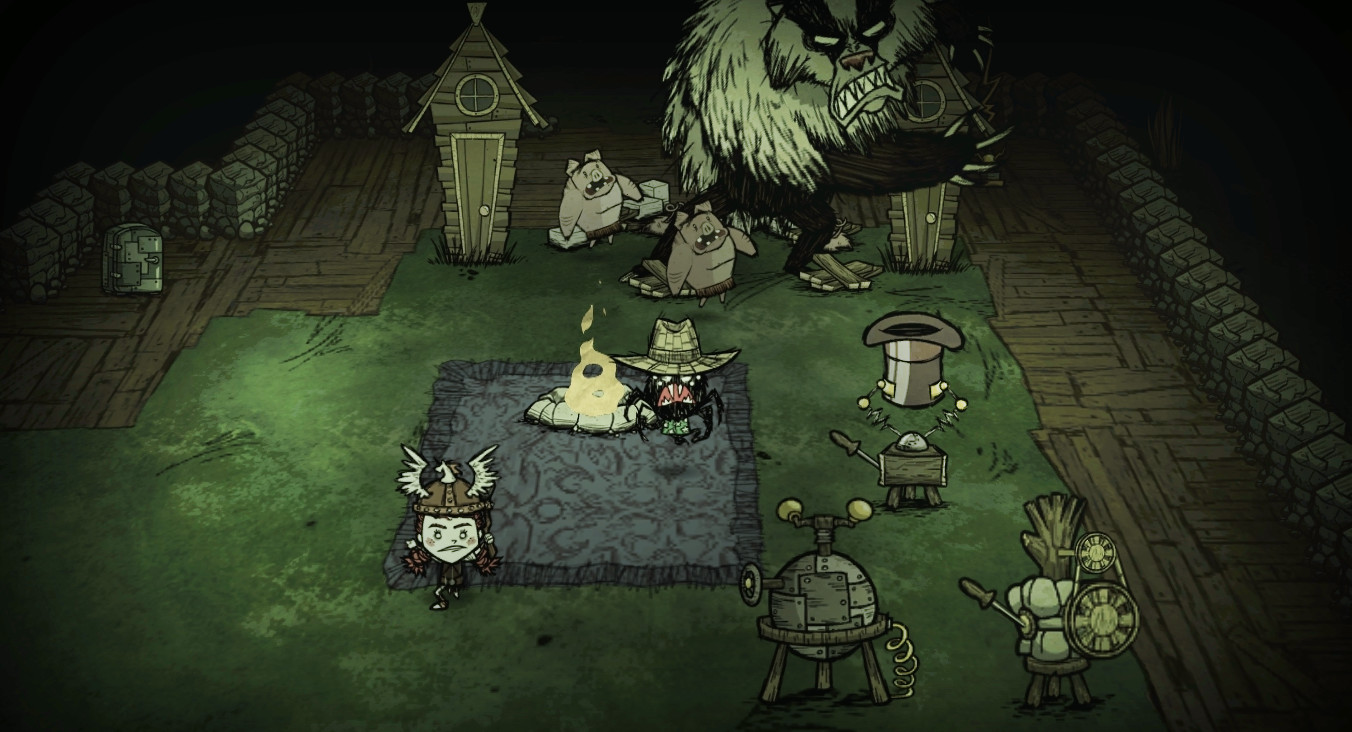 Image result for don't starve together character