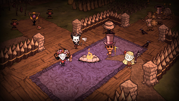 Don't Starve Together Free Steam Key 2