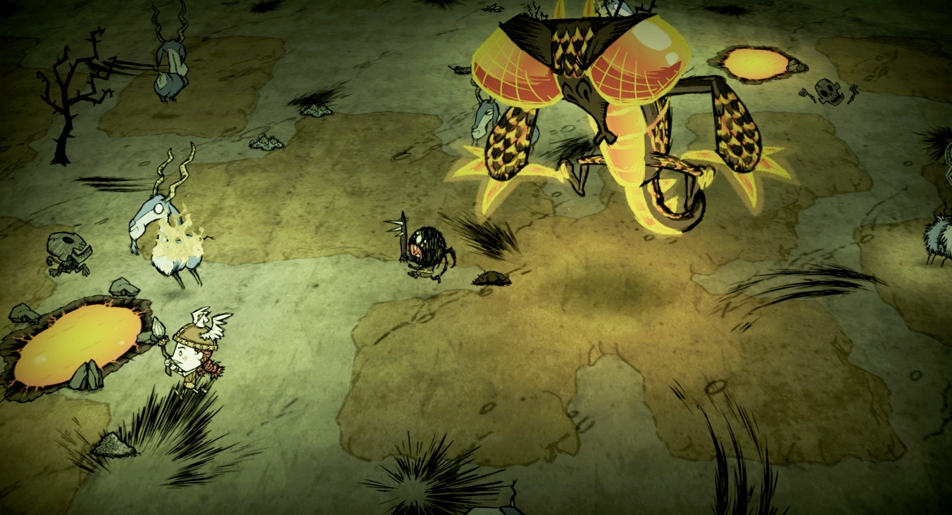 Don't Starve Together A New Reign Screenshot 1