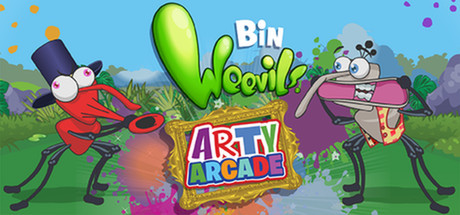 Bin Weevils Arty Arcade