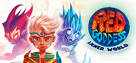 Game Banner Red Goddess: Inner World