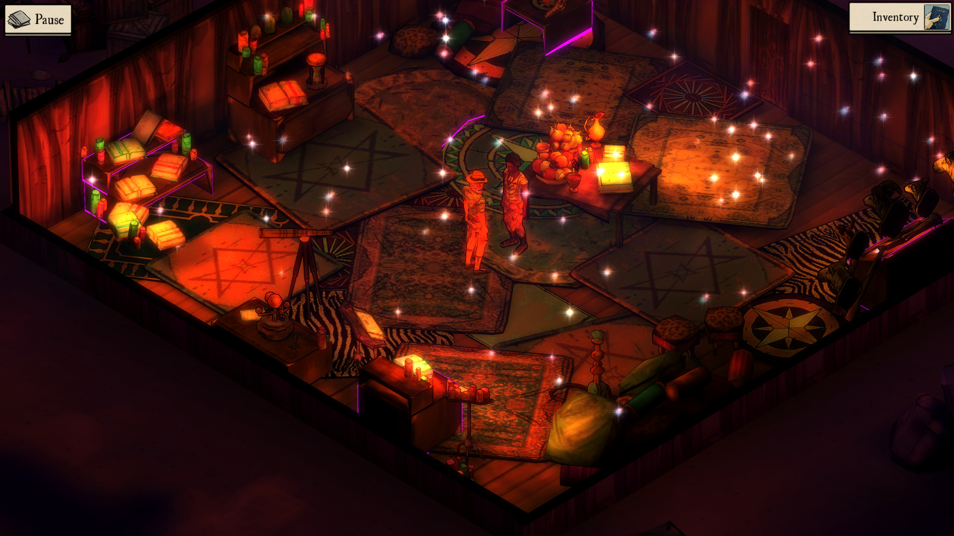 Majestic Nights - Chapter 2: Barbary Heat 2015 pc game Img-2