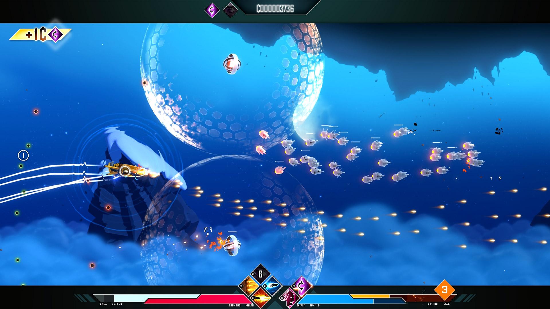 Drifting Lands Screenshot 2