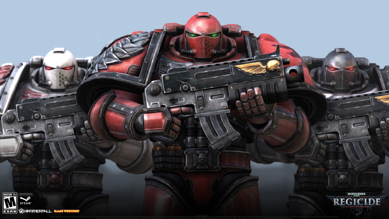 warhammer 40 000 regicide on steam